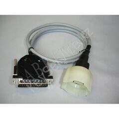 CB202 - AVDI cable for connection with Suzuki Marine Engines type 2(round)