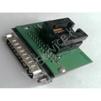 ZN032 - Adapter with socket for NEC MCU